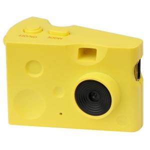 ・写真も動画も撮れる。チーズの形をした超小型トイデジタルカメラ ・メモリーカードはmicroSD/S...