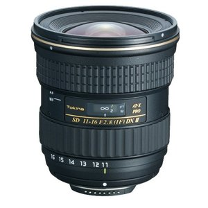 トキナー光学 交換用レンズ キャノンEFマウント AT-X 116 PRO DX II 11-16mm F2.8(キャノン)|ksdenki