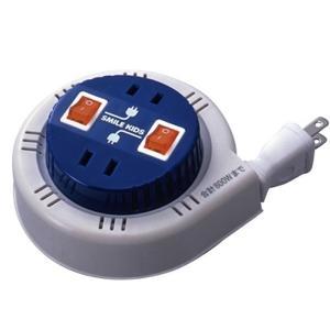 旭電機化成 スイッチ付きコードリール ACR-01 ksdenki