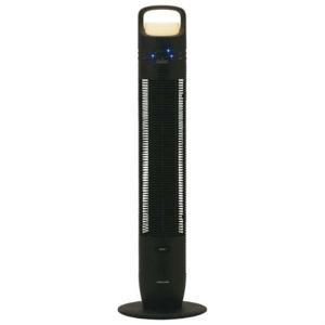 アピックス LEDタワーファン FSST-8489R-BK