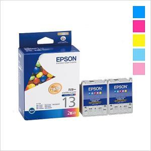 (アウトレット) エプソン プリンターインク IC5CL13W カラー|ksdenki