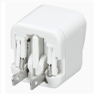 ヤザワコーポレーション 海外用電源プラグマルチタイプ HPM5SWH ホワイト|ksdenki