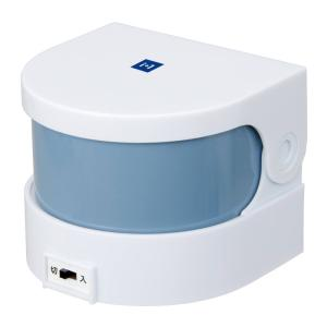 ヤザワコーポレーション 入れ歯洗浄器(電池式) SLV24-WH ホワイト|ksdenki