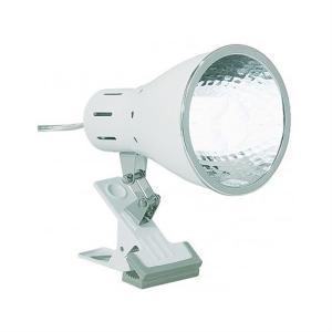 (アウトレット) ヤザワコーポレーション 照明器具(クリップライト) Y07CLE100X01WH ホワイト|ksdenki