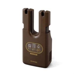 アイリスオーヤマ 脱臭くつ乾燥機 KSD-C2-T ブラウン|ケーズデンキ PayPayモール店