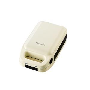 ビタントニオ 厚焼きホットサンドベーカー gooood(グード) VHS-10-EG エッグ|ksdenki