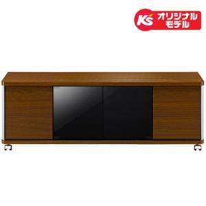 【標準設置無料】朝日木材加工 テレビ台 〜52V型 AS-MB1200H 木目調|ksdenki