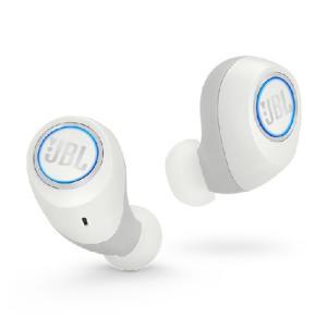 JBL Bluetoothヘッドホン JBLFREEXWHTBT ホワイト|ksdenki