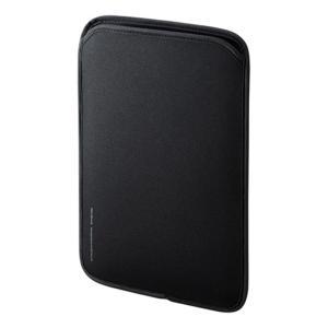サンワサプライ Mac Book用プロテクトスーツ(13インチ) IN-MACPR13BK ブラック