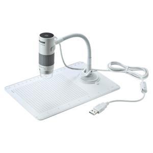 サンワサプライ USB顕微鏡 LPE-07W|ksdenki