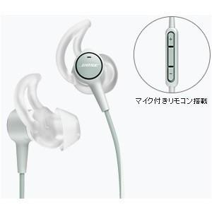 (アウトレット) BOSE スマートフォン専用ヘッドホン【アップル専用】 SoundTrue UL IE IP FRT フロスト|ksdenki