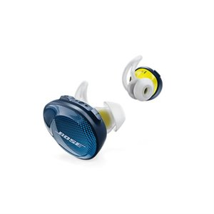 BOSE Bluetoothヘッドホン SoundSport Free BLU ミッドナイトブルー|ksdenki