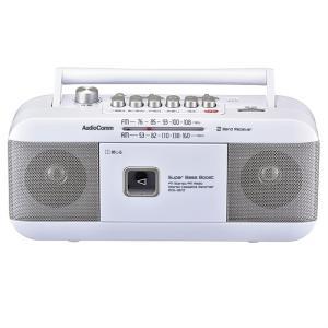 Audio Comm ステレオラジオカセットレコーダ RCS-351Z ksdenki