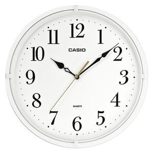 カシオ計算機 アナログ掛け時計 IQ-88-7JF ホワイト|ksdenki