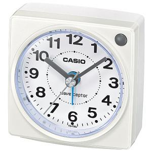 ・電波受信機能付きの目覚まし時計 ・スヌーズ機能付き