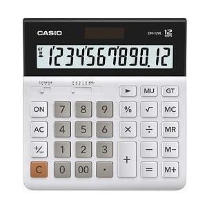 カシオ計算機 電卓 DH-120L-N|ksdenki