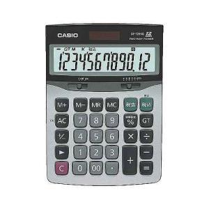 カシオ計算機 電卓 DF-120VG-N