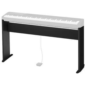 カシオ計算機 電子ピアノスタンド CS-68PBK ブラック|ksdenki