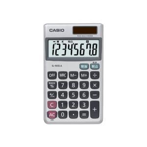 カシオ計算機 電卓 SL-900LA-N|ksdenki
