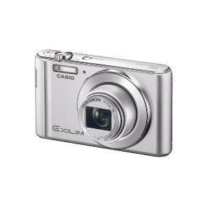 カシオ計算機 デジタルカメラ EX-ZS210SR シルバー