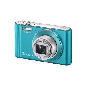 【アウトレット】カシオ計算機 デジタルカメラ EX-ZS210BE ブルー