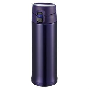 ピーコック魔法瓶 ステンレスボトル AML-KS50 A ネイビー