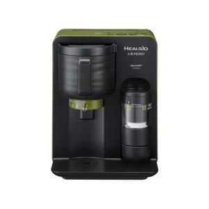 (アウトレット) シャープ お茶メーカー TE-TS56V-G グリーン系|ksdenki