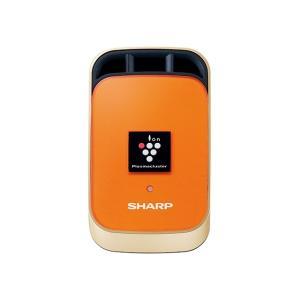 【アウトレット】シャープ イオン発生機 IG-JC1-D オレンジ系 マーマレードオレンジ|ksdenki