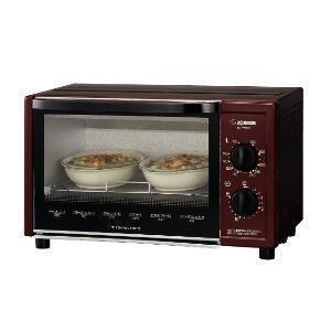 象印マホービン オーブントースター ET-WM22-RM メタリックレッド|ksdenki