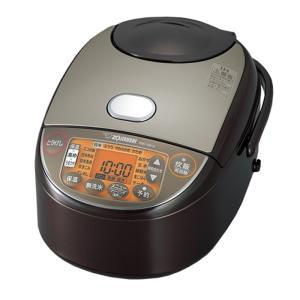 象印マホービン IH炊飯器 NW-VB10 TA ブラウン 炊飯容量:5.5合
