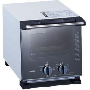 【アウトレット】ツインバード工業 オーブントースター TS-D046W ホワイト|ksdenki