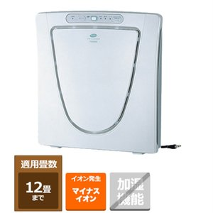 ・マイナスイオンでお部屋の空気をリフレッシュ。 ・HEPAフィルター採用&余裕の12畳対応。 ・0....