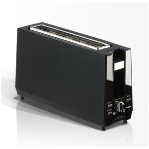 ツインバード工業 ポップアップトースター TS-D424B ブラック|ksdenki