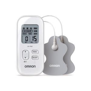オムロン 低周波治療器 HV-F021-W ホワイト|ksdenki