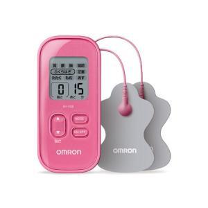 オムロン 低周波治療器 HV-F021-PK ピンク|ksdenki