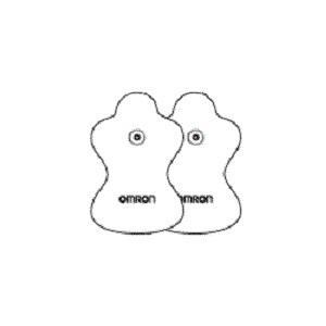 オムロン 低周波治療器用ロングライフパッド HV-LLPAD-GY|ksdenki