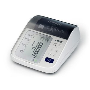 オムロン 上腕式血圧計(カフ収納、AC別売) HEM-7310 (アウトレット)|ksdenki