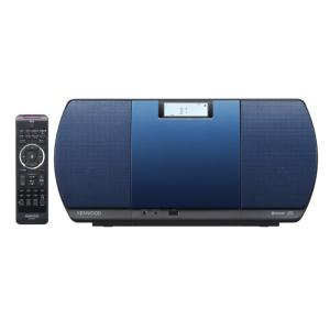 ケンウッド CDコンポ CR-D3-L ブルー|ksdenki