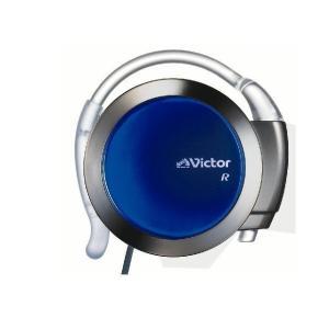 (アウトレット) JVC ヘッドホン HP-AL302-ZA ガンメタリック&ブルー|ksdenki