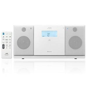 JVC CDコンポ NX-PB30-W ホワイト|ksdenki
