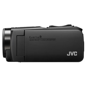 (長期無料保証) JVC 内蔵メモリー64GB Wi−Fi搭載 GZ-RX680-B マットブラック ksdenki