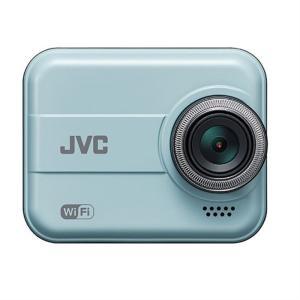 JVC ドライブレコーダー GC-DR20-A ブルー|ksdenki