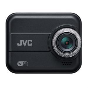 JVC ドライブレコーダー GC-DR20-B ブラック|ksdenki