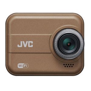 JVC ドライブレコーダー GC-DR20-T ブラウン|ksdenki