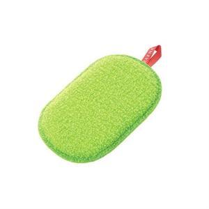 マーナ 食器洗いスポンジ K005(ショッキアライスポンジ) グリーン|ksdenki