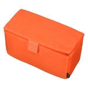ハクバ写真産業 クッションボックス・インナーケース KCS-39-300OR オレンジ|ケーズデンキ PayPayモール店