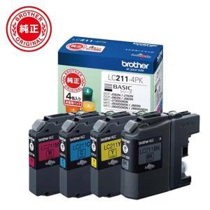 ブラザー工業 インクカートリッジ LC211-4PK 4色パック|ksdenki