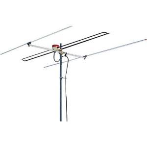 マスプロ電工 近距離用FMアンテナ 3素子 FM3 銀|ksdenki