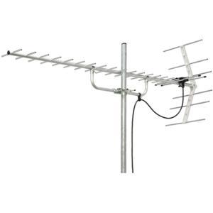 マスプロ電工 UHFアンテナ U206TMH 銀|ksdenki