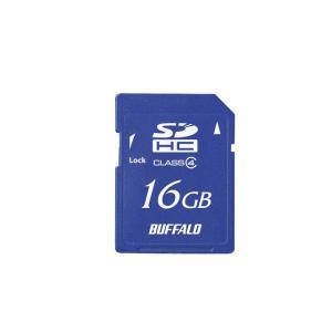バッファロー SDカード RSDC-S16GC4B 容量:16GB ksdenki
